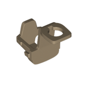 Lego ® Accessoire Minifig Support pour Bébé Dark Tan Baby Container 37822 NEW