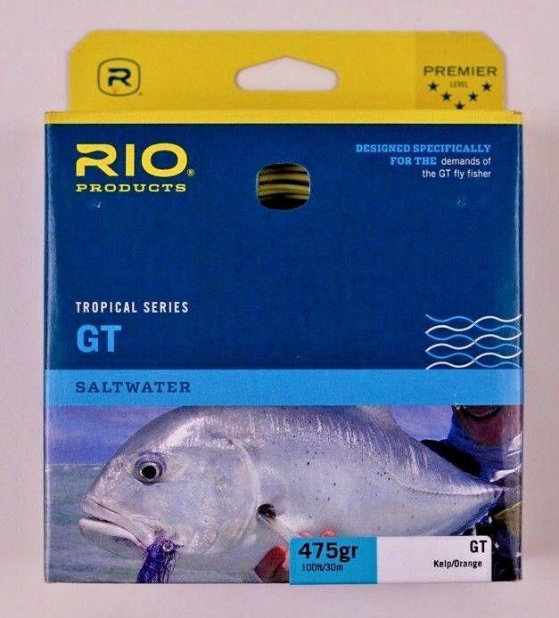 Rio Tropical série GT 475 G LIGNE MOUCHE un mode de livraison prioritaire gratuit 6-21986