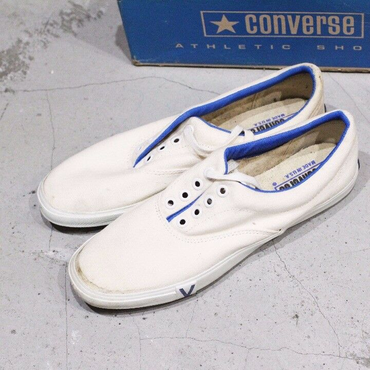 Deadstock  Rare Item 70s USA made Converse 1 star Sneaker From JAPAN F/S