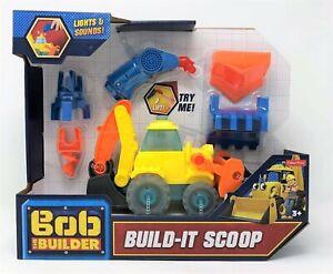 Bob-The-Builder-Scoop-Luce-Build-It-e-suoni-giocattolo-di-dote