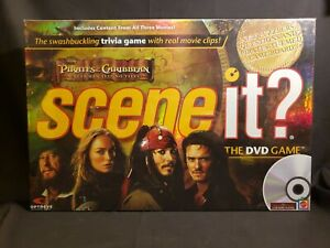 Scene-It-Pirates-Of-The-Caribbean-DVD-Game-New-amp-Factory-Sealed