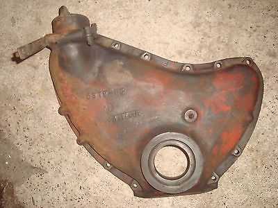 Farmall H Front Timing Cover