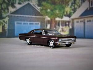 1966 66 Chevy Impala SS Super Sport Collectible Display Model 1/64 Limited  Ed. | eBay
