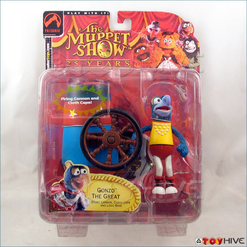 Muppet Show Show Show Palisades Gonzo the Great series 2 Muppets figure d97d66