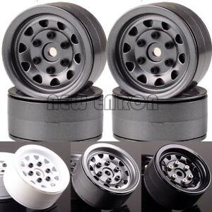 Aluminum-1-9-034-Beadlock-Wheel-Rim-1066-For-RC-1-10-Rock-Crawler-Axial-TRX-4-TRX4