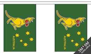 Australien-boxen-kaenguru-9-Metre-lang-30-Flagge-Fahne