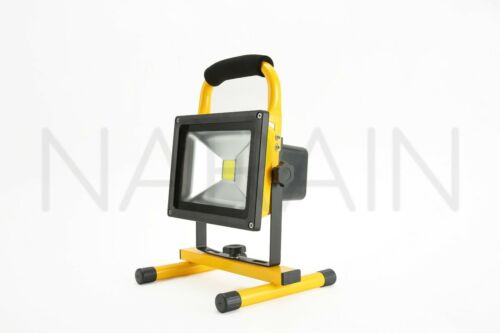 Rechargeable Battery Narain Lighting 20W LED Outdoor Rechargeable Floodlight
