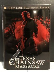 The-Texas-Chainsaw-Massacre-DVD-2004-2-Disc-Set-With-Metal-Faceplate-Horror