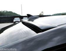 Rear Glass Wing Roof Spoiler Unpainted Fit: Kia Forte Koup 2009 2013