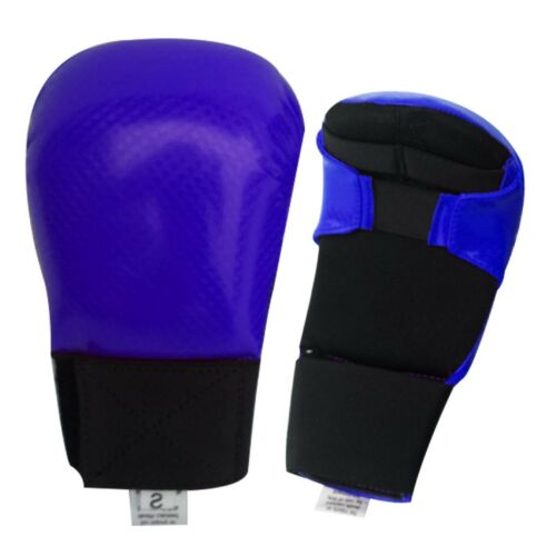 Karate Sparring Gloves Martial Arts Taekwondo Boxing Training Punch Gloves Mitts