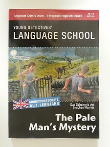 Young-Detectives-Language-School-The-Pale-Man-s-Mystery-Geheimnis-des-Mannes