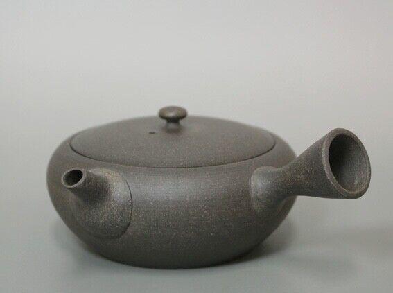 Japanese  tokoname kyusu teapot by Mizuno Hiroshi  plus d'ordre