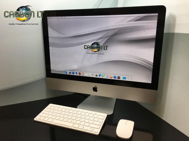 """CHEAP Apple iMac 12.1 21.5"""" Core Intel i5 2.70Ghz 8GB 1TB Desktop OS X 10.12"""