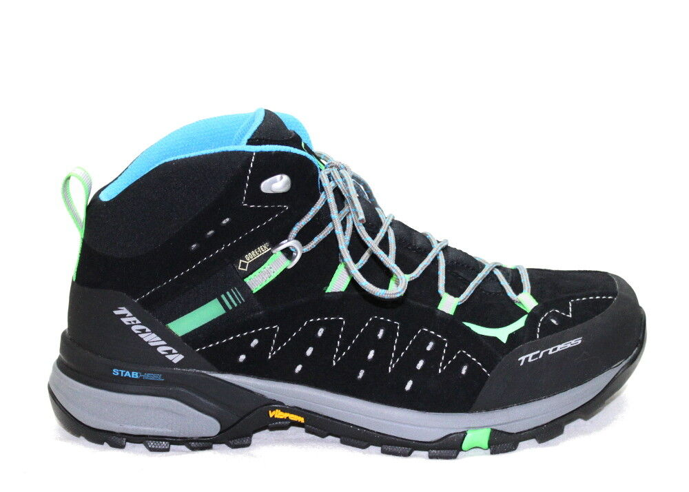 Tecnica T-Cross mid Fw GTX Ms  Walking Boots Size 42 Eu US 9 Mn Men's J18  there are more brands of high-quality goods