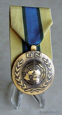 UN United Nations UNAMIC Advance Mission Cambodia 1991-92  Replacement  Medal