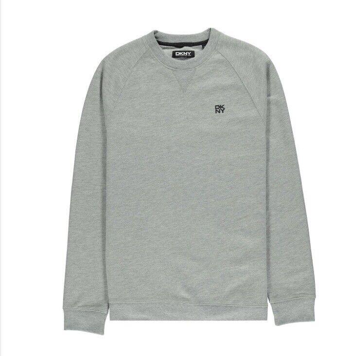 New Dkny Grey Xxl Sweatshirt