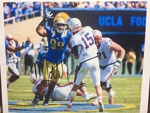 Matt-Dickerson-Autographed-UCLA-Football-8x10-Photo-Coa-NFL