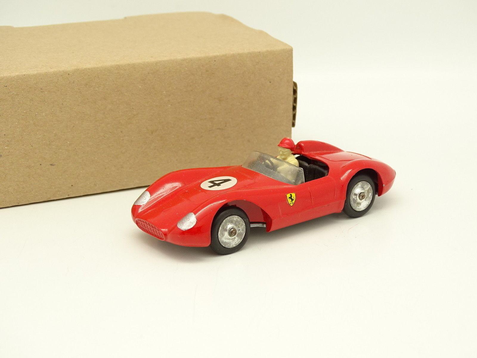 Solido + Transkit SB 1 43 - Ferrari 500 TRC N.4