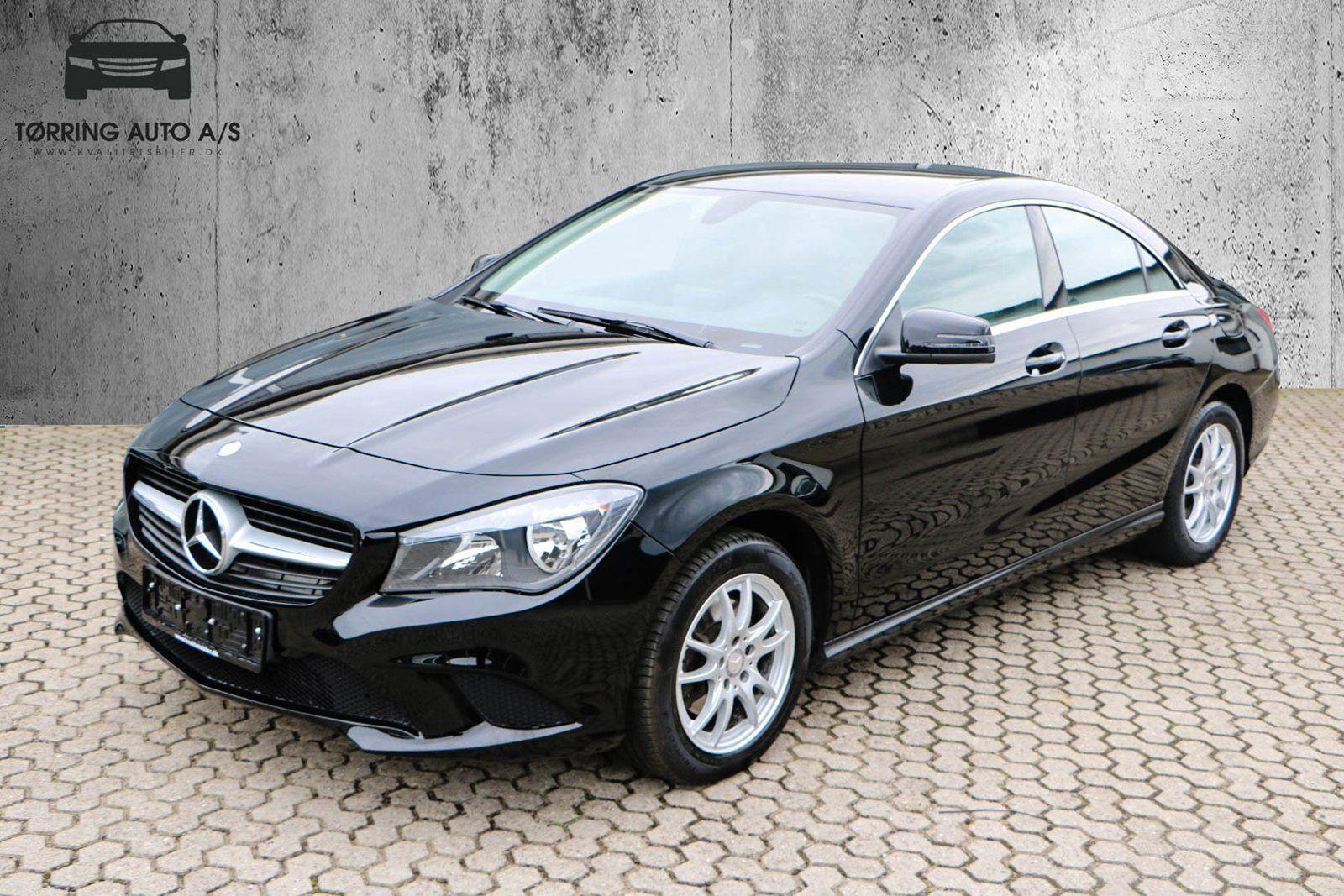 Mercedes CLA200 1,6  4d - 274.900 kr.