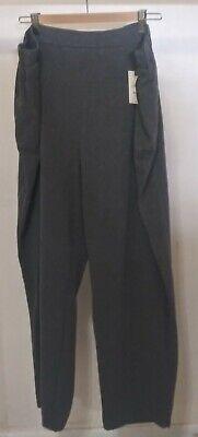 20-22W Terra /& Sky 0X Comfort Waist Black Stretch Denim Pull On Shorts 14W 2X