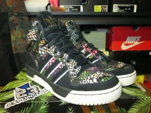 láser corrupción Clásico  SALE ADIDAS ALTITUDE HIGH BIG SEAN SZ 8 S84844 CORE BLACK GOLD ...