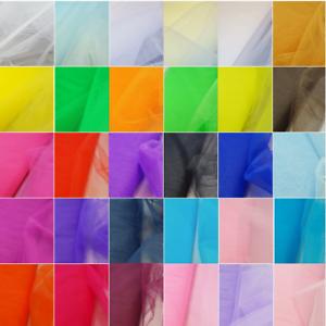 Dress-Net-Fabric-Tutu-Mesh-Tulle-Fancy-Fairy-Bridal-Petticoat-Material-Dance