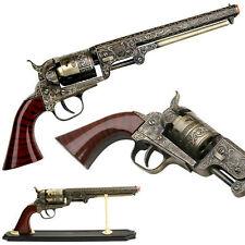 Colt 1851 Navy Revolver Replica Pistol Prop Gun NON-FIRING Reproduction Display
