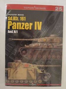 Kagero-Sd-Kfz-161-Panzer-IV-Ausf-H-J-Topdrawings