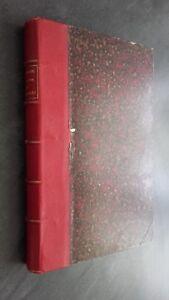 Lezioni Generazione Delle Vertebres G.Balbiani 1879 O. Doin +6 Tavole+Adesivo