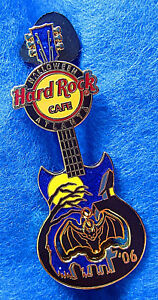 Atlanta-Hrc-Halloween-Vampiro-Murcielago-Guitarra-Full-Moon-2006-Hard-Rock-Cafe