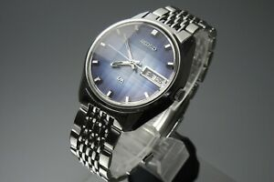 Vintage-1973-JAPAN-SEIKO-LORD-MATIC-WEEKDATER-5606-7280-23Jewels-Automatic