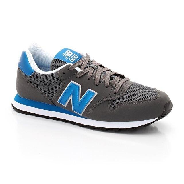 New Balance 500 GM500 KSR GD500KSR Sneakers shoes Men's - Grey bluee White