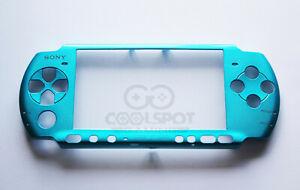 PSP-2000-3000-Replacement-Metallic-Blue-Faceplate-UK-Dispatch
