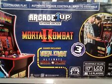 Arcade 1up Mortal Kombat Walmart in Hand Ready to Ship for