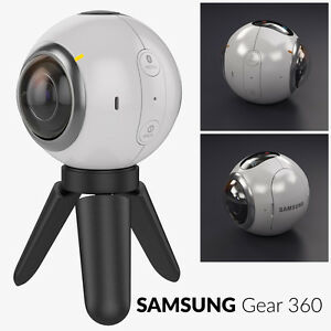Details about Samsung Gear 360 Camera Action Camcorder BRAND NEW RRP  £249 00 **BEST PRICE**