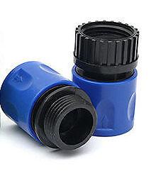 """3//8/"""" maschio acqua giardino casa donna tubo connettore rubinetto 4V"""