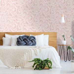 Holden-Mineraux-Azurite-Marbre-Papier-Peint-en-Rose-Dore-Rose-90550-Metallique