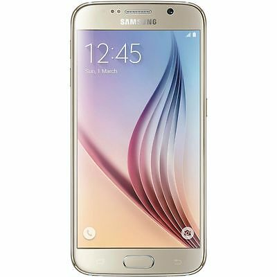 Samsung Galaxy S6 32GB Unlocked Sim-Free Smartphone, Gold