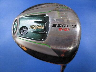 HONMA BERES 2012model E-01 DRIVER 11.5deg R-FLEX 2-STAR Honma Golf Clubs