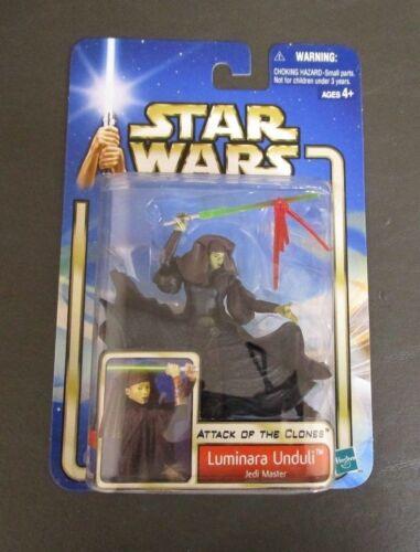Luminara Unduli Jedi Master 2002 STAR WARS The Saga Collection MOC #26