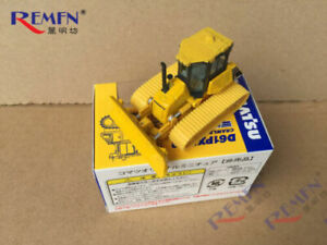 Komatsu-1-87-Crawler-Dozer-Excavator-Diecast-Construction-Vehicle-Toy-D61PXi-23