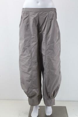 Wide Leg Ballonhose schwarz-grau gestreift XL von Cut Loose Berlin Design Hose