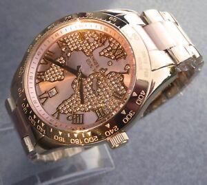 Michael Kors Mk6476 Armbanduhr Damenuhr Layton Goldfarben