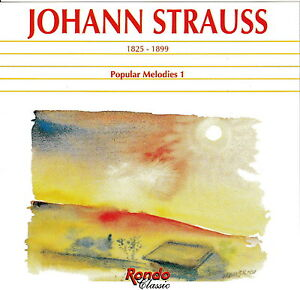 CD-Joahnn-Strauss-Popular-Melodies-1-1994-Klassik