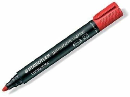 Rotulador Staedtler/_lumocolor 352 14cm Permanente Rojo
