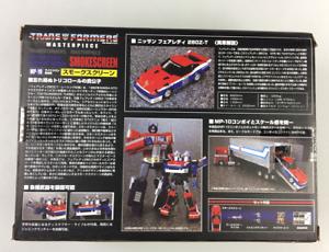 Transformers Takara Masterpiece MP-19 Nissan Smokescreen Action Figures KO