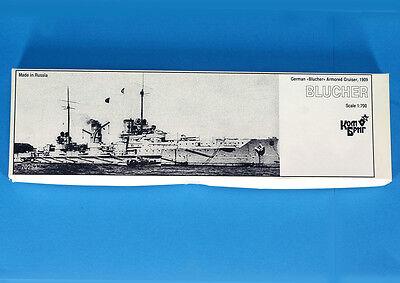 KOMBRIG COMBRIG 70253 resin kit 1/700 German BLUCHER Armored Cruiser , 1909