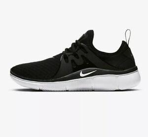 Nike acalme Scarpa maschile AQ2224 001 NERO/BIANCO TG
