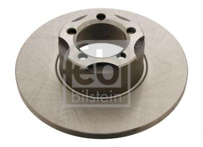 2x Bremsscheibe für Bremsanlage Vorderachse FEBI BILSTEIN 28177