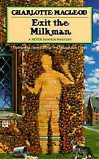 Exit the Milkman, Charlotte MacLeod, 0446403989, Book, Acceptable